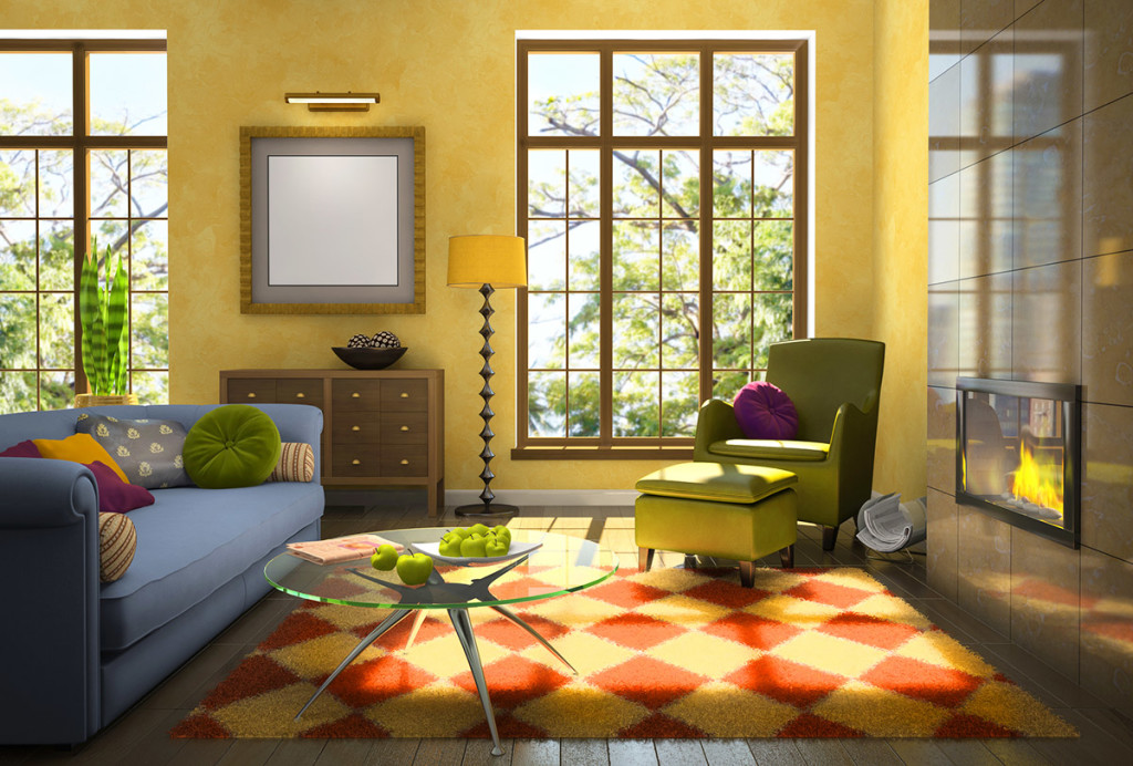 Feng Shui by Decliuttering Key