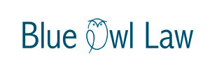 BlueOwlLaw_logowords